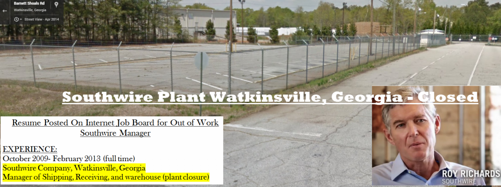 Photo of Vacant Parking Lot and Closed Factory